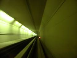 Bahntunnel