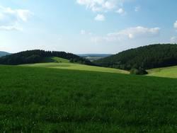 Grün, grüner ... Sauerland