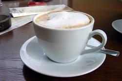 Milchkaffee XXL