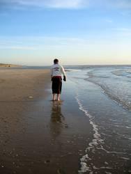Walkin' down the beach 2
