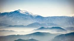 Blick auf den Schneeberg