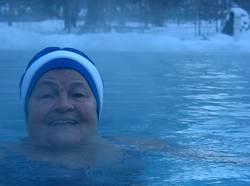Freischwimmerin