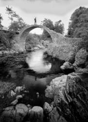 Bridge bei Pitlochry