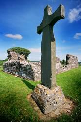 Klosterruine Inishmacnaire