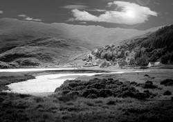 Hochmoor in Schottland