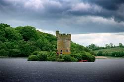 Turm bei Crom Castle