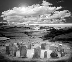 Stonecircle in Irland