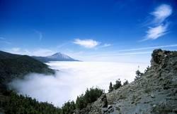Teneriffa - Blick zum Pico de Teide