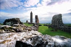 Klosterruine auf Derwenish Island