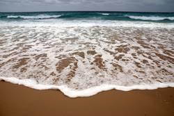 Das Meer schlägt zurück...