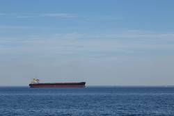Containerschiff Segeln