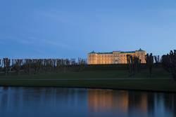 Nightshot von Schloss Frederiksberg in Kopenhagen