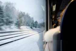 Bahn Impressionen