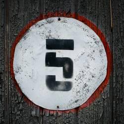NUMB3R 5