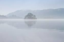 Nebelbänke / Lake Windermere