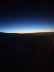 horizon is near