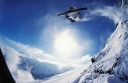 snowboard - jump 01