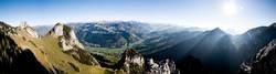 Panorama Berner Oberland