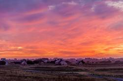 Sonnenaufgang in der Bretagne