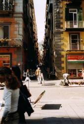 Neapel, in der Sonne
