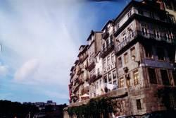 Porto in der Sonne