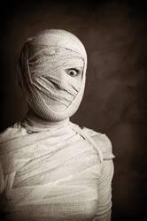 weibliche Mumie