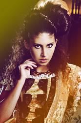 Miss Barock Portrait