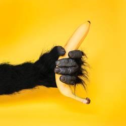 Eine Banane für Ezra