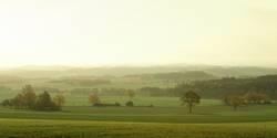 Vogtland am Morgen