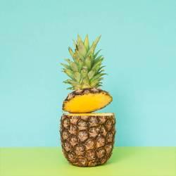 Da lacht die Ananas