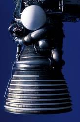 Saturn - Raketenmotor
