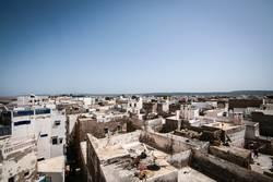 Marrokanische Dächer