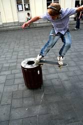 Skate it down