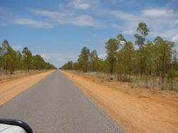 long long long long road