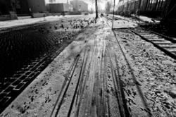 Hamburg Snow Track