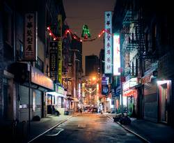 Weihnachten in Chinatown