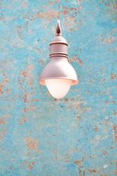 Shabby Lampe