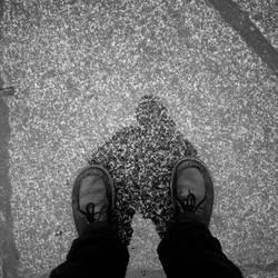 Regenspaziergang
