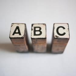 """A B C"""