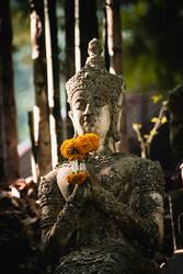 Wat Pha Lat Kloster