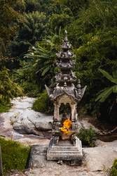 Wat Pha Lat Temple Chiang Mai