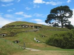 Auenland - die Heimat der Hobbits