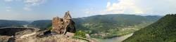 Burg+Donau+Aussicht