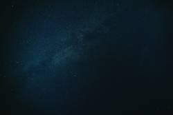 blasse Milchstraße