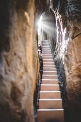 Die Treppe zum Licht