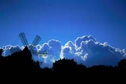 Wolkenfantasien