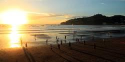 hacia el ocaso // Sonnenuntergang in Nikaragua