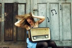turn the radio on!