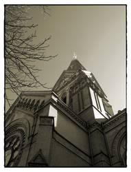 Moritzkirche von unne