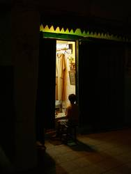 Friseur in Marokko